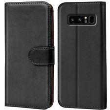 Samsung Galaxy Note 8 Handy Klapp Tasche Schutz Hülle Book Flip Cover Case Etui