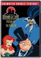 THE ADVENTURES OF BATMAN AND ROBIN - POISON IVY AND THE PENGUIN (ANIMATED DOUBL