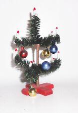 Age Tree Christmas Tree 12 cm for Doll House Dollhouse CBS