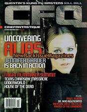 Cinefantastique 11/03,Jennifer Garner,November 2003,NEW