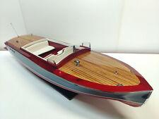Riva - bateau bois - 87 cm