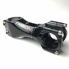 NEW TRIGON EX90 Carbon Alloy Road MTB Stem, 90mm, 31.8mm, 158g, 6°