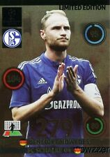 2015 Adrenalyn Champions League EXCLUSIVE Benedikt Howedes Limited Edition MINT