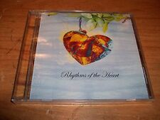 Rhythms Of The Heart Music CD by Wellness Television Media NEW Rare