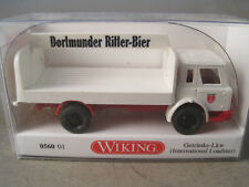 Wiking H0  neu OVP 056001 Dortmunder RItter Bier           BT12