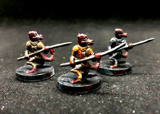 Kobold Army Horde Lot Miniature Dungeons & Dragons Hand Painted Mini