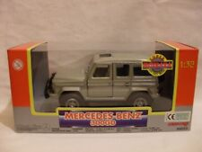 MERCEDES BENZ 300 GD (SUPER FRICTION 4X4) (1:32 SCALE) (BOXED NEW)