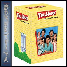 FULL HOUSE -  THE COMPLETE SERIES COLLECTION  **BRAND NEW DVD BOXSET*