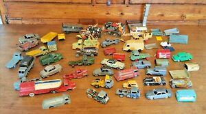 Lot anciennes miniatures - DINKY TOYS, CIJ
