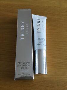Trinny London BFF Cream Skin Perfector Medium Full Size 30ml BNIB