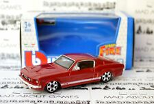 FORD MUSTANG GT 1964 1:43 Model Miniature Car Diecast Models Die Cast Metal Toy