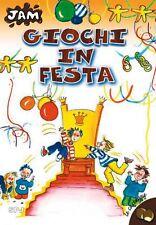 Giochi en fiesta - Marsilio Parolini - Libro nuovo especiales