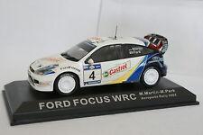 Ixo Press Rally 1/43 - Ford Focus WRC Acropolis 2003