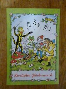 LURCHI LURCHIS SALAMANDER  POSTKARTE  #3