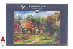 PUZZLE PAESAGGI BLUEBIRD COTTAGES E CHALETS THE HIDEAWAY COTTAGE 1000 PZ