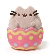 Gund New * Easter Egg Pusheen * Holiday Cat 4.25 Inch Plush Plushie Kitty Tabby