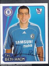 Merlin Fútbol - 2008 Premier League Pegatina no 181-Tal Ben-Haim-Chelsea