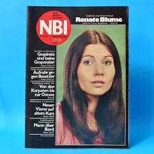 NBI 27/1976 DDR Renate Blume Ostsee Schwarza Sömmerda Rudern Südafrika