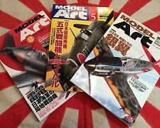 JAPANESE FIGHTERS Ki-64 Ki-100 HIEN RAIDEN  3 Book Set Model Art 732 834 892
