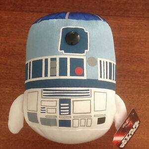 "Disney Star Wars R2D2 20cm 8"" Plush Toy, New"