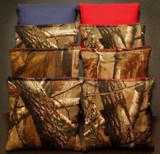 Cornhole Bean Bags Tree Camo Camoflauge 8 Aca Tree Hunting Fishing Bags