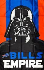 Buffalo Bills NFL Bills Empire Flag 3x5 ft Banner Flag Man-Cave Garage Bar Pub
