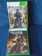 X-Box 360 Gears of Wars Used Game Lot Microsoft Games