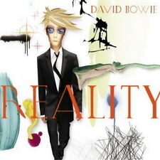 CD album David Bowie reality (New Killer star, Never Get Old) 2003 Columbia
