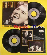 LP 45 7'' CARMEL Sally Hymn of love 1986 france LONDON 886 054-7 no cd mc dvd