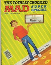 Mad Magazine Super Special #60, Fall 1987 Excellent Shape