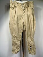 Antique US ARMY Donut Hole Cavalry Riding Jodhpurs WW1 Pants Trousers Uniform