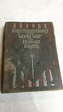 Kelly Miller's History Of The World War For Human Rights (1919)