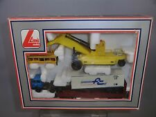 "LIMA  ""HO"" MODEL No.60 0990  CONTAINER UNLOADING  CRANE LORRY SET   MIB  ""RARE"""