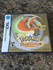 Pokemon HeartGold Nintendo DS Cib Game Works NG2