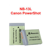 NEW NB-13L Battery For Canon PowerShot SX620 HS SX720 HS SX740 HS G7X Mark II G5