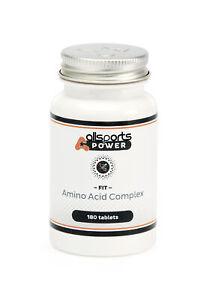 ALLSPORTS:POWER Fit Amino Acid Complex 180 tablets