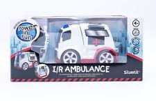 Silverlit 81134 Krankenwagen Ferngesteuert R/C I/R mit Licht & Sound NEU / OVP