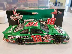 Bobby Labonte 2002 #18 Interstate Batteries Grand Prix Action 1:24