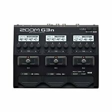 Zoom G3N | Multi Effects Processor for Guitar