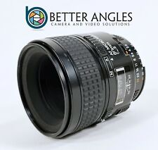 Nikon Nikkor 60mm F2.8 Micro Lens-Risk Free Guaranteed!