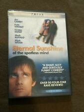Eternal Sunshine of the Spotless Mind Jim Carrey Kate Winslet Dvd Movie