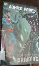 Superman: Brainiac-ExLibrary