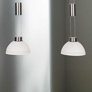 Wofi Ferrol DEL Lampe de table 8 W Nickel Mat