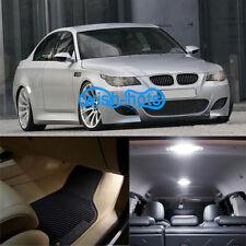 18Pc Interior Canbus Car LED Light Package KIT For 1999-2006 BMW E60 E61 5series