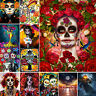 300 / 500 / 1000 Pieces Halloween Puzzle Day of the Dead Jigsaw Adult Kids Gifts