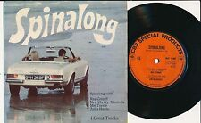 """COMPIL 45 TOURS EP 7"""" UK MERCEDES COUPE MEL TORME ANITA HARRIS RAY CONNIFF"""