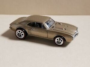 Hot Wheels Garage 1967 '67 Pontiac Firebird 400 with Real Riders - Loose