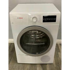 Bosch 500 4-Cu. Ft. Stackable Ventless Electric Dryer (White) Energy Star