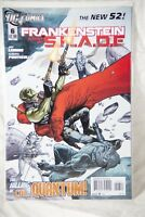 DC Comics Frankenstein Agent of S.H.A.D.E (The New 52) Issue #6