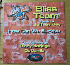 719 - LP BLISS TEAM feat. JEFFREY JEY HOW CAN WE SURVIVE  INX 1110